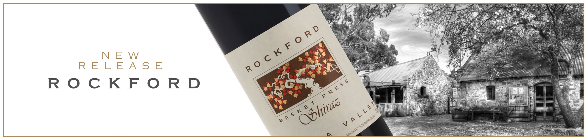 New Release Rockford Wines